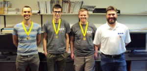 Students excel in computer programming contest